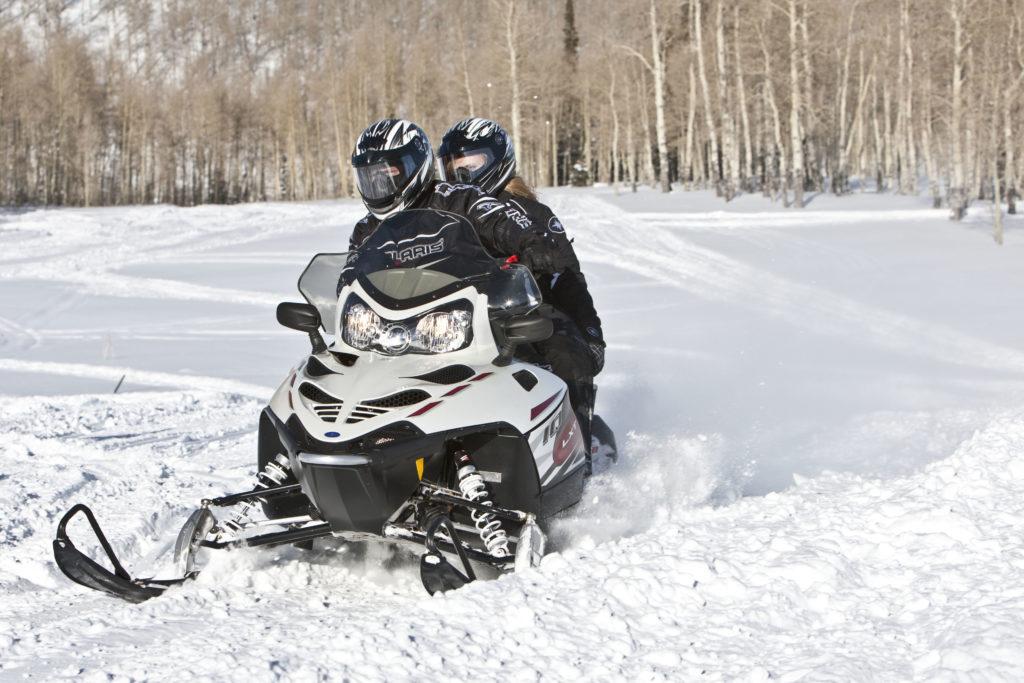 NEK Adventures Snowmobile packages