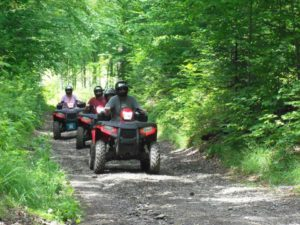 ATV tours in Vermont