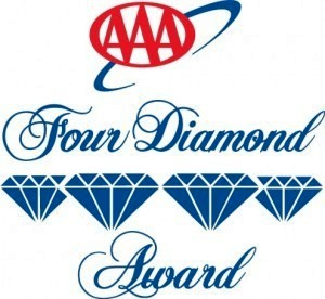 AAA Four Diamond rated Restaurant in Vermont
