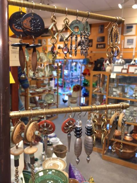 Vermont artisan craft galleries near Rabbit Hill Inn