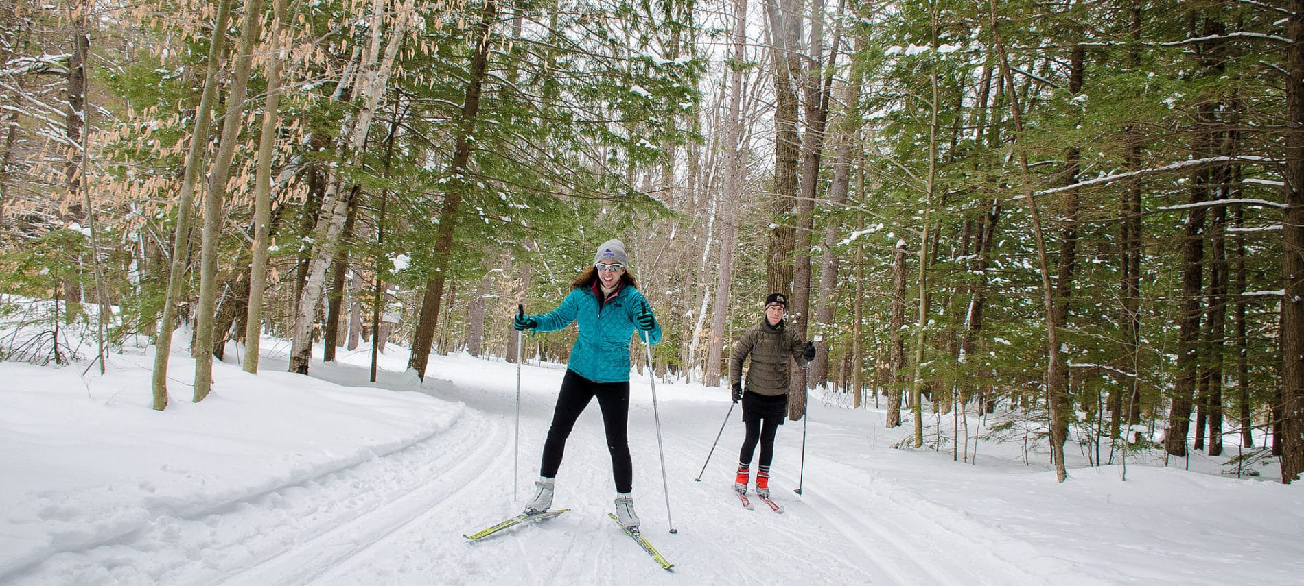 Cross Country Skiing near Rabbit Hill Inn