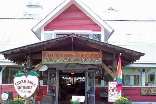 Cold Hollow Cider Mill Vermont