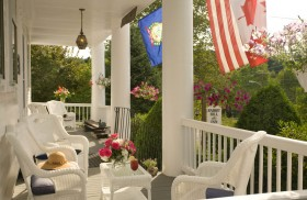 Vermont vacation getaways at Rabbit Hill Inn