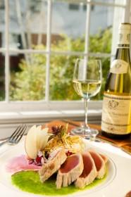 Vermont B&B gourmet dining
