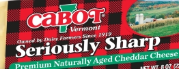 Vermont Cabot Cheddar Cheese recipes