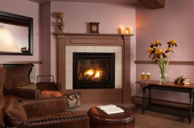 fireplace guest room-romantic bed breakfast-rabbit hill inn