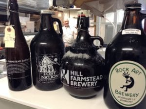 Top Ten Vermont Beer Trail. Where to get Heady Topper and Hill Farmstead beer.