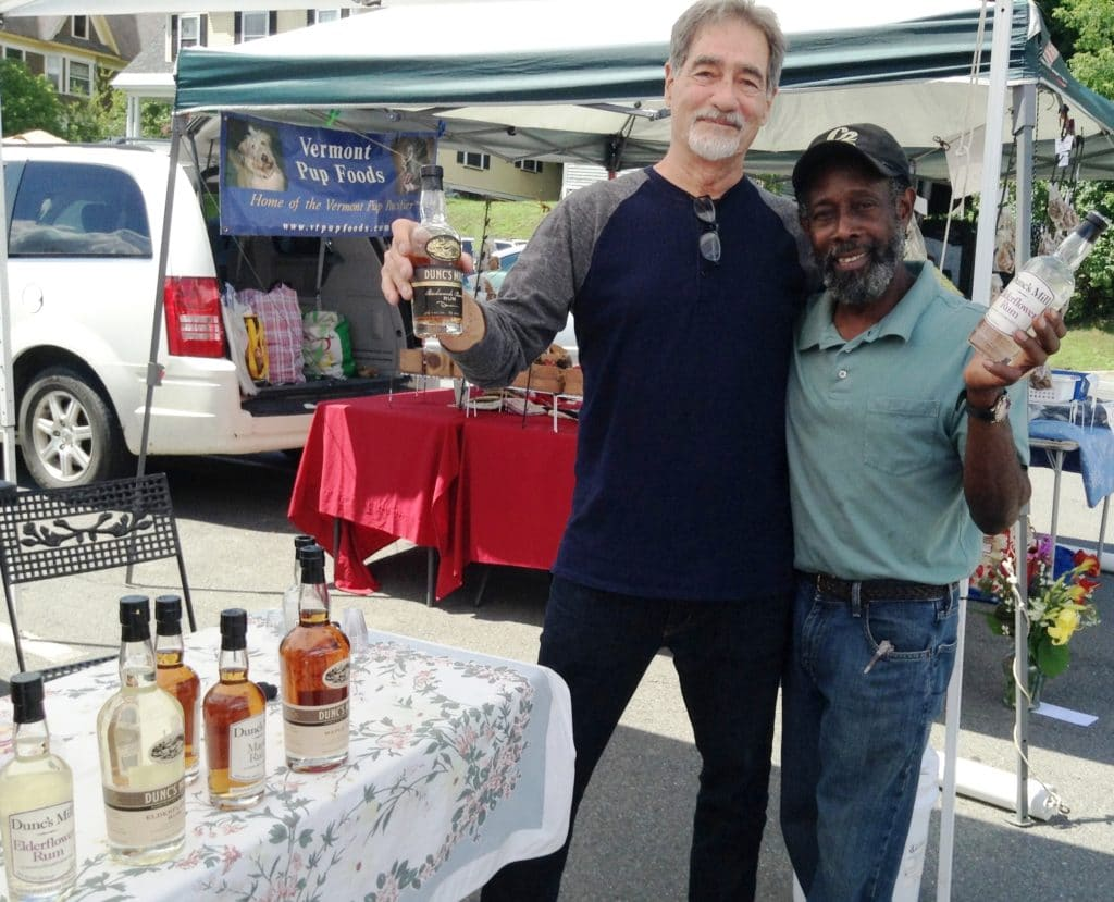 Taste local spirits at Vermont Farmers Markets