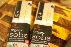 soba noodles for salad recipe