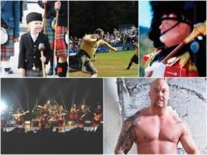 Scottish Festival New Hampshire