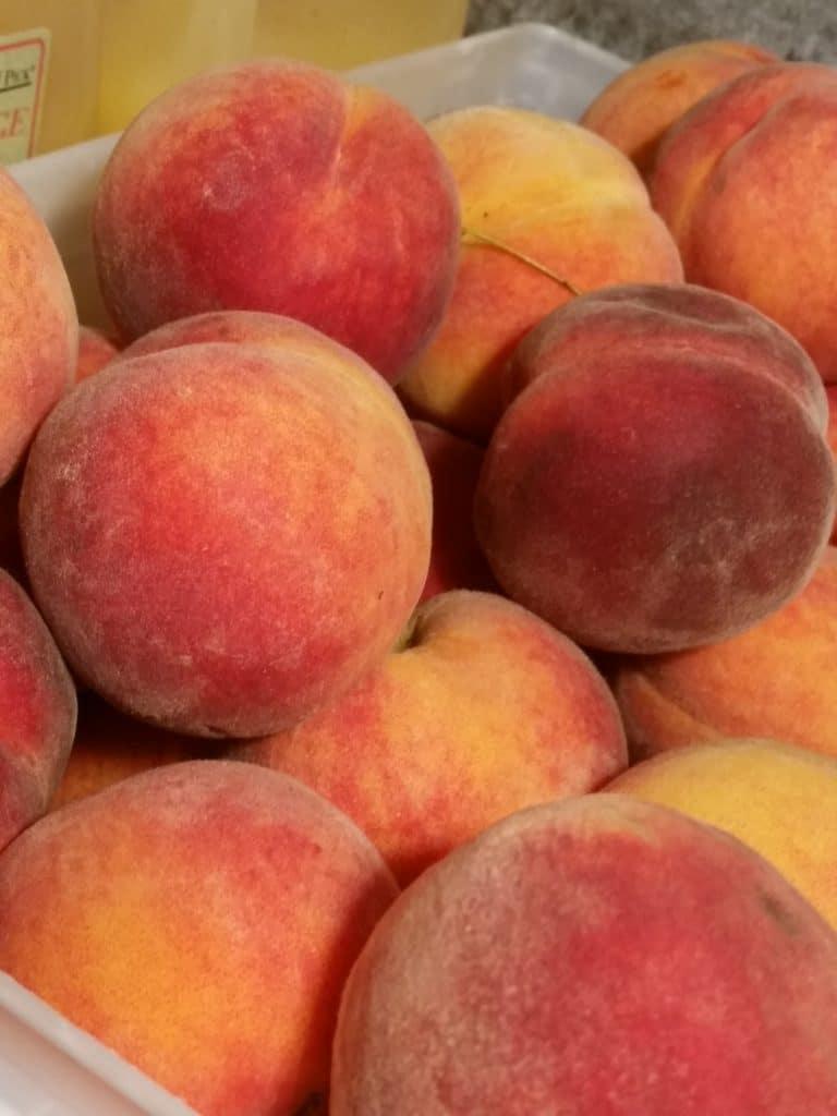 peaches for homemade barbecue sauce recipe