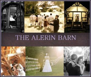 Alerin Barn St Johnsbury Vermont Wedding venue