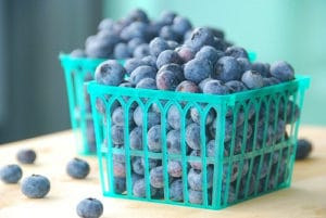 Blueberry Gazpacho Soup Recipe