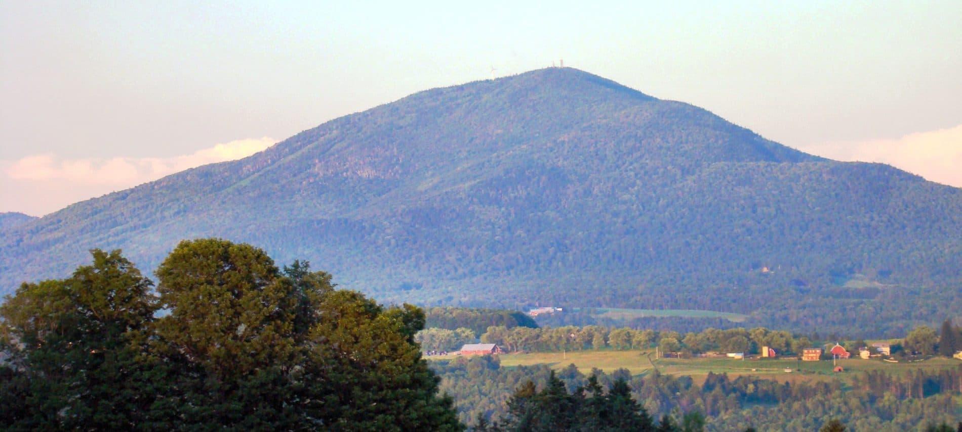 Burke Mountain Vermont