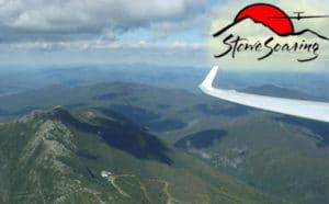 Stowe Soaring Glider Rides in Vermont