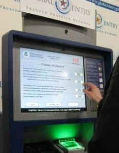 How to get Global Entry