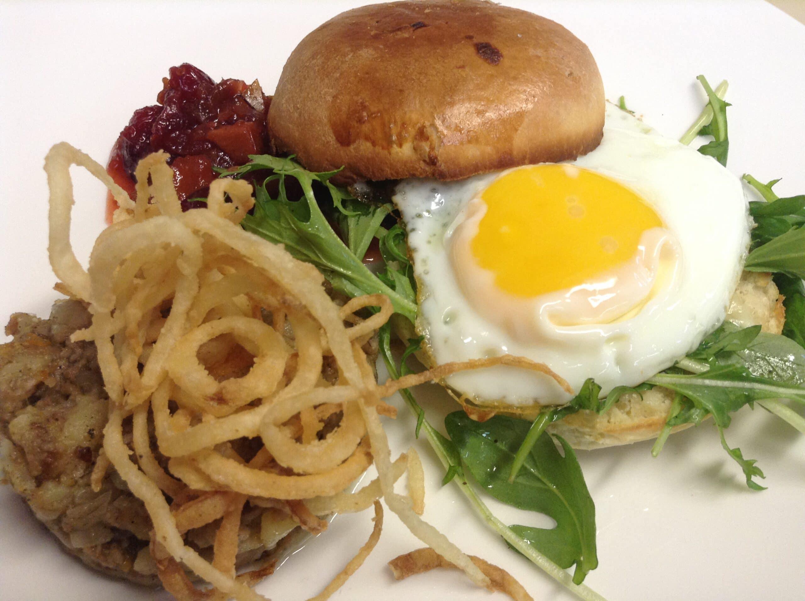 Rabbit Hill Inn Turkey Hash – an Easy Turkey Leftover Recipe