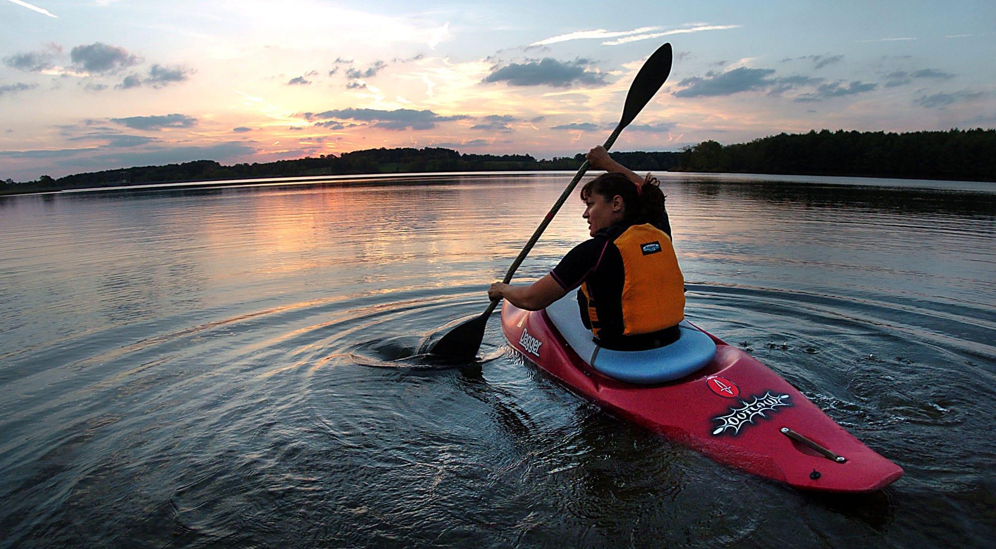 Canoeing Kayaking Near Me