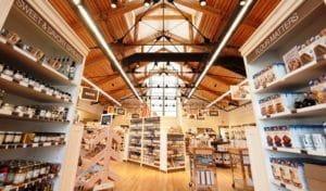 King Arthur Flour Store Norwich Vermont