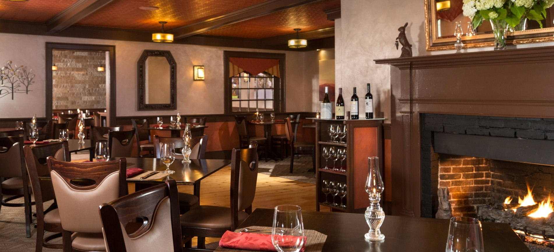 Rabbit Hill Inn: Fine Dining
