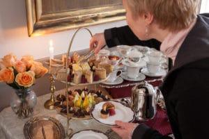 tea cake recipes from Rabbit Hill Inn