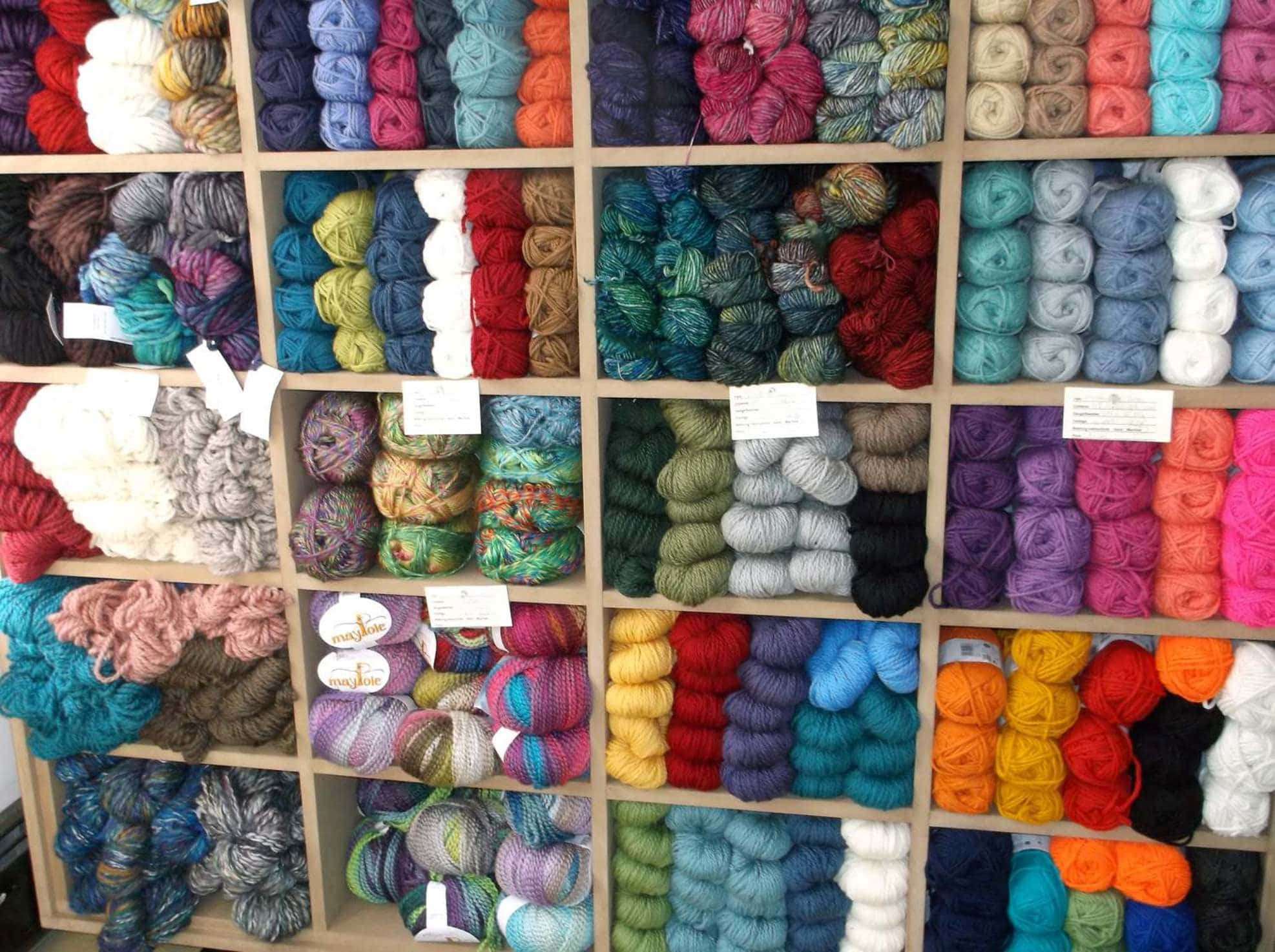 Nine Best Yarn Shops And Quilt Shops In Vermont Nearby New