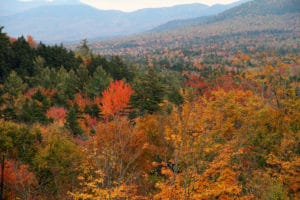 Where to see fall colors in Vermont