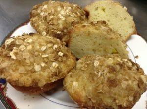 Pear Orange Muffins at Rabbit Hill Inn