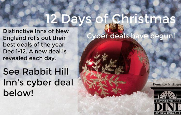 Rabbit Hill Inn cyber winter deals