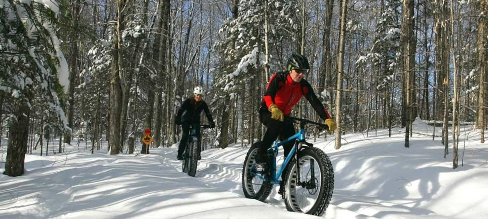 Kingdom Trails fat biking & cross country ski trails