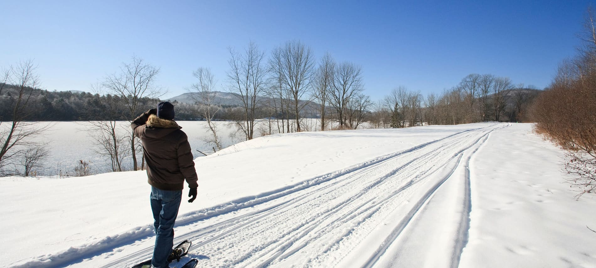 best Vermont snowmobile trails