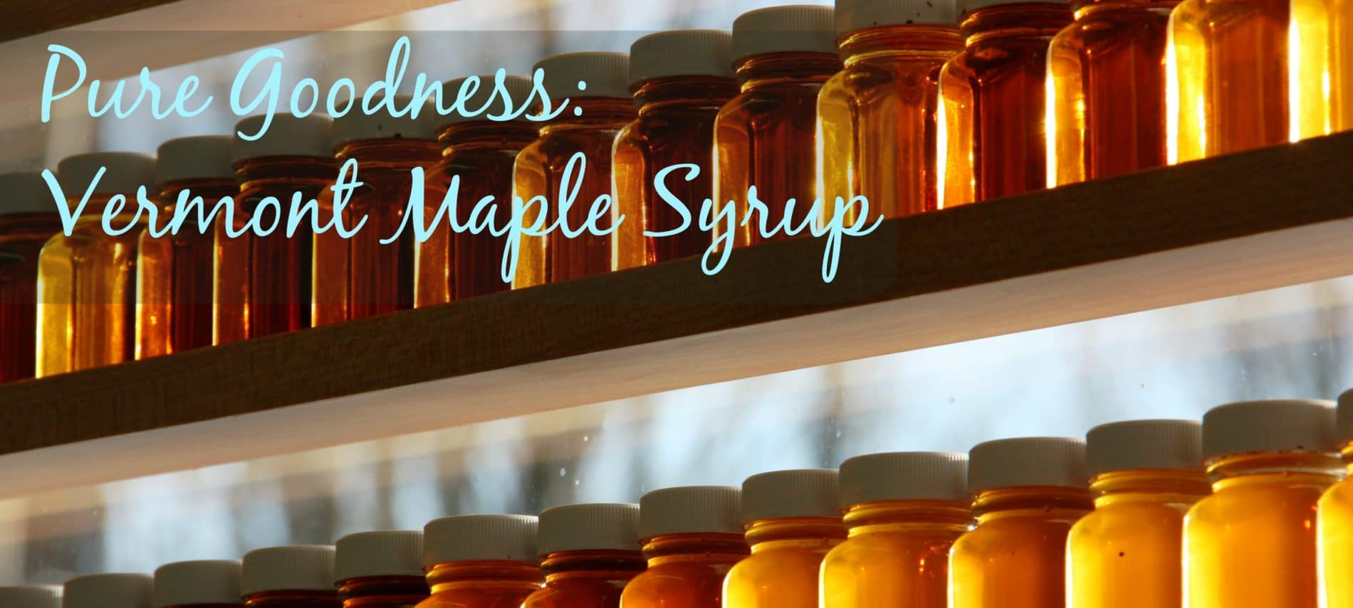 Dessert recipes featuring Vermont Maple syrup