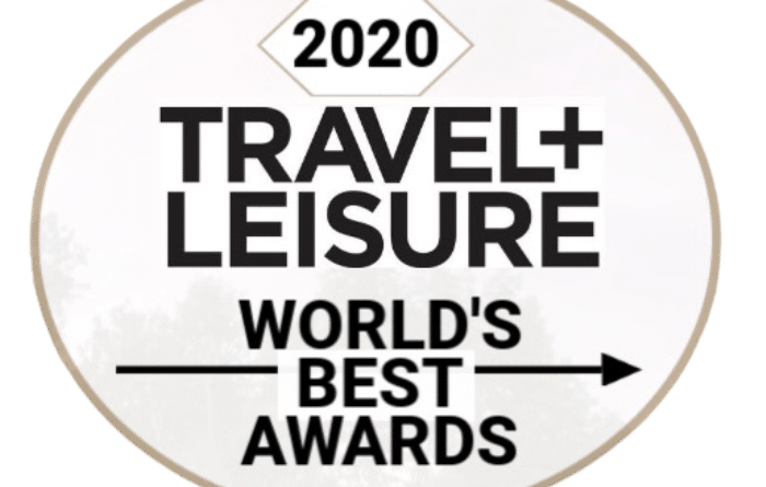 travel leisure award oval